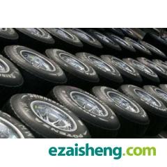 不定期供应进口轮胎