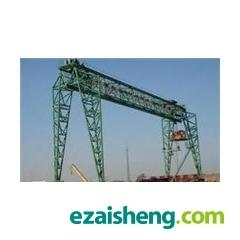 出售1台龙门吊,32吨,跨度42米,产地是河南,10年