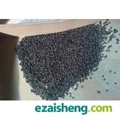 出售黑色尼龙再生增强颗粒