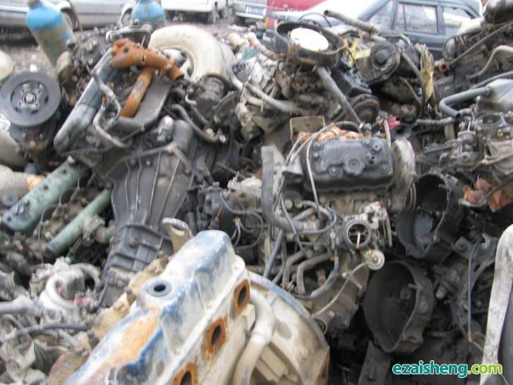 高价回收废旧交警查扣电动车摩托车汽车及配件