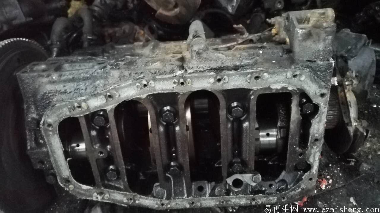 汽车发动机曲轴