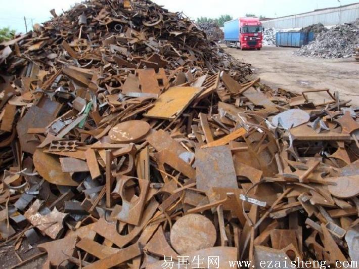 出售废旧钢铁