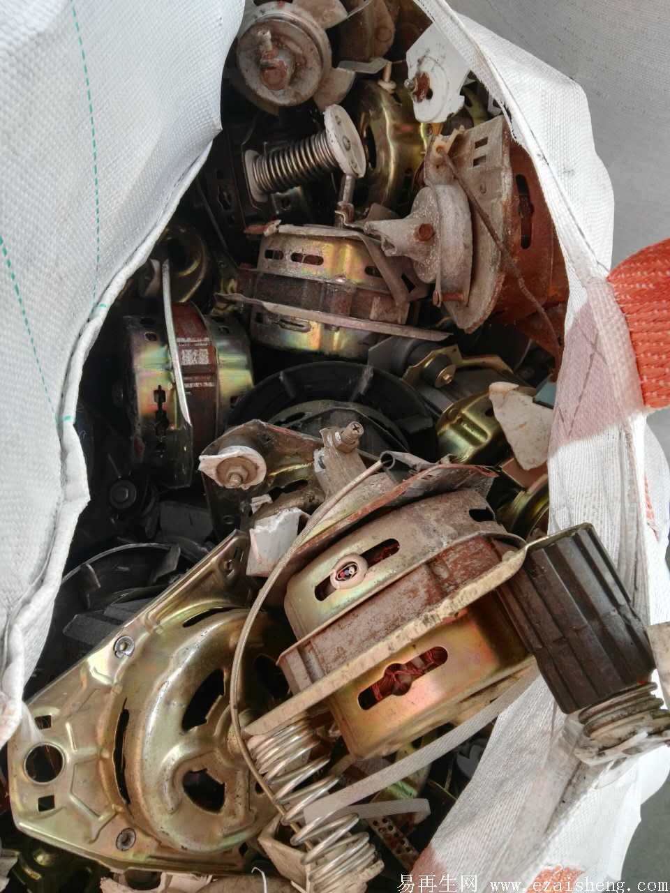 双缸洗衣机铜电机