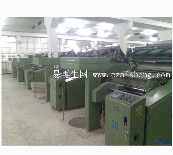 工厂淘汰废旧印刷机
