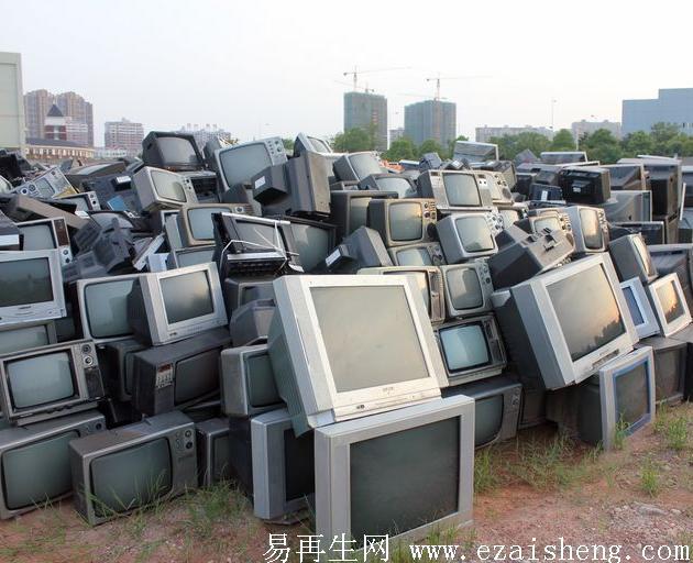 废旧电视机(量奖)