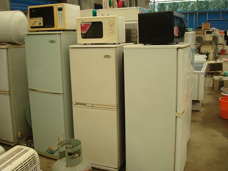 废旧电冰箱