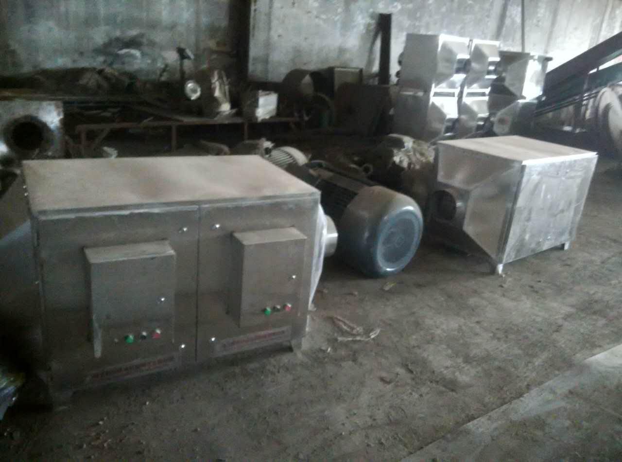 供应可检测合格的废气粉尘处理环保设备