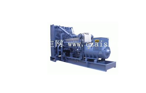 求购二手1600-2000kw日本三菱柴油发电机组