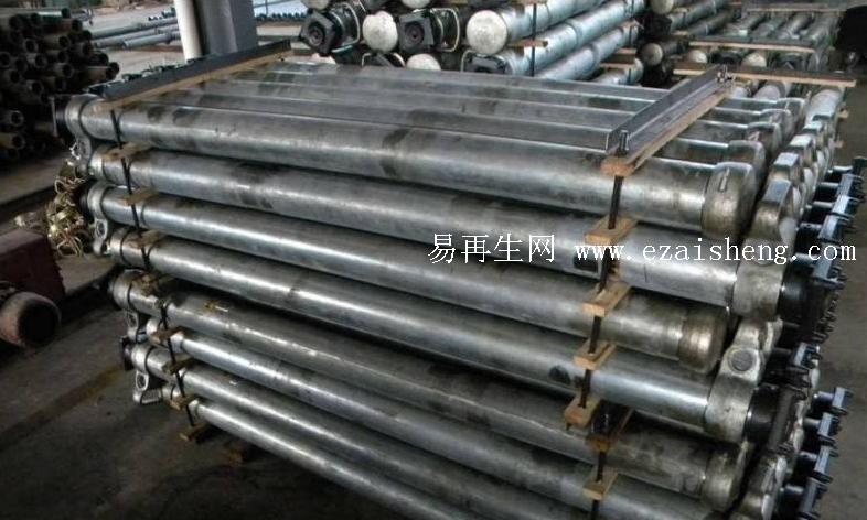 长期大量回收旧钢管