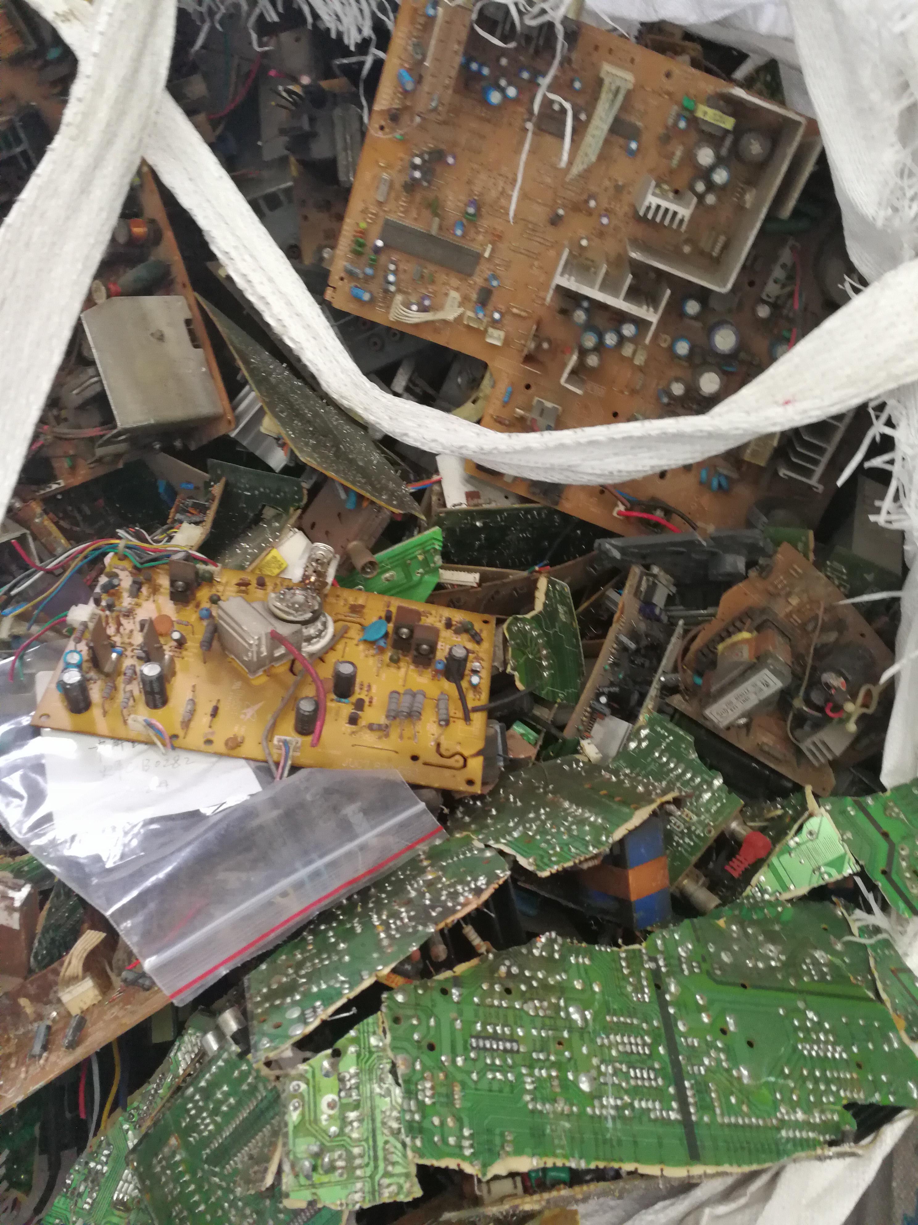 求购电视机废电路板