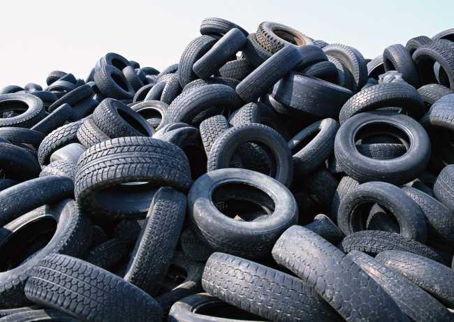 废旧轮胎 废航空煤油