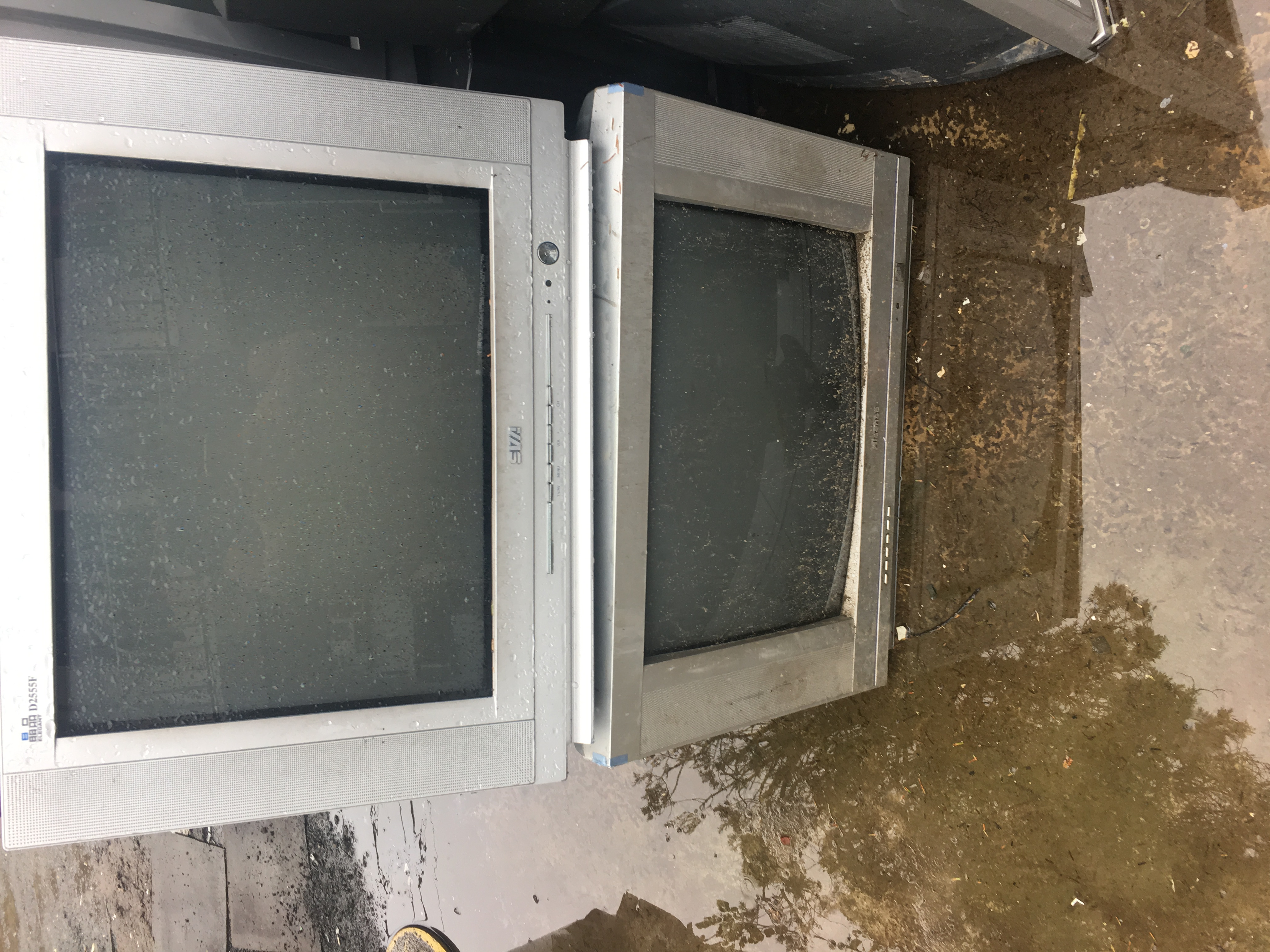 供应旧电视