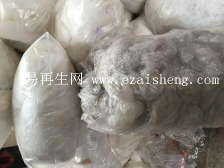 大量回收塑料薄膜