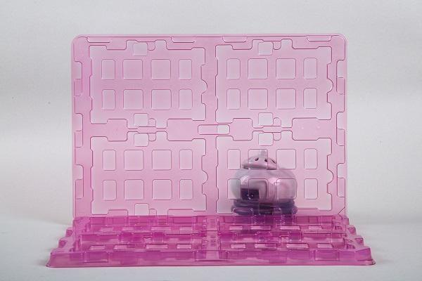 安徽铜陵粉色抗静电吸塑托盘