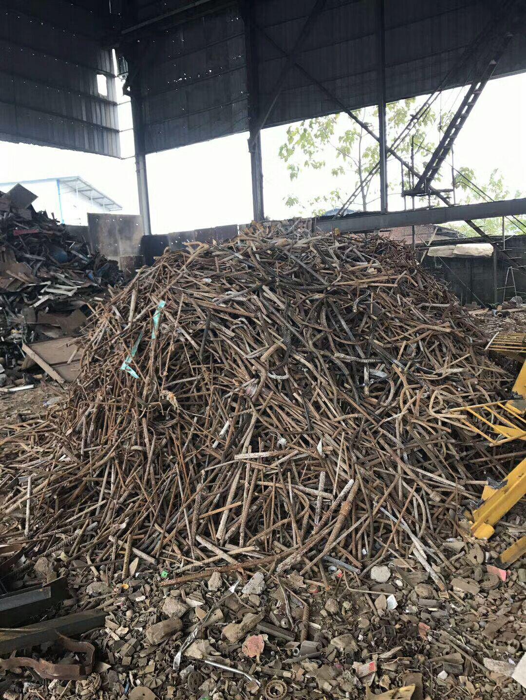 上门收购工厂 工地废钢 废铁  钢筋  边角料  机器废铁