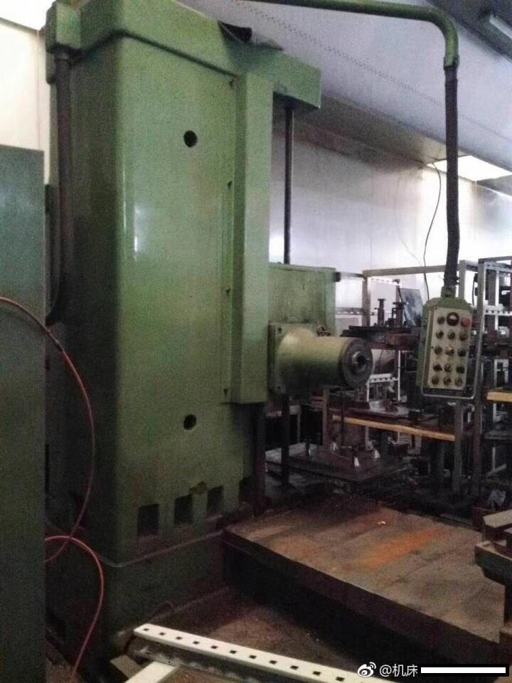 供应德国wotan原装进口高精度卧式镗铣床