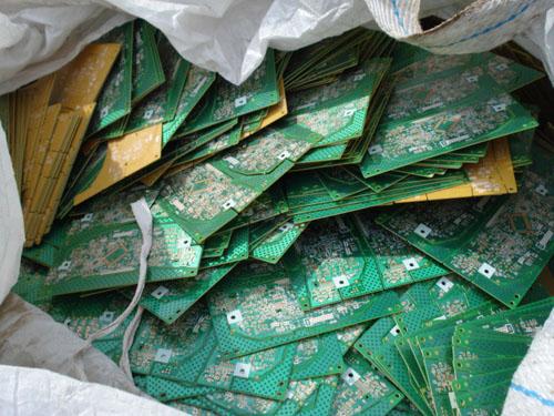 废旧电子料回收