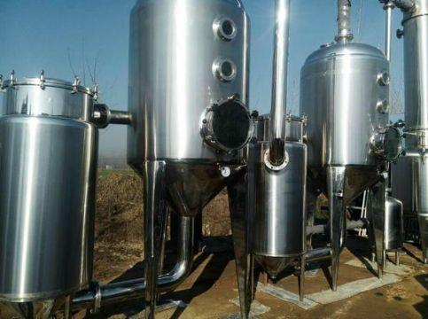 出售二手废水蒸发器