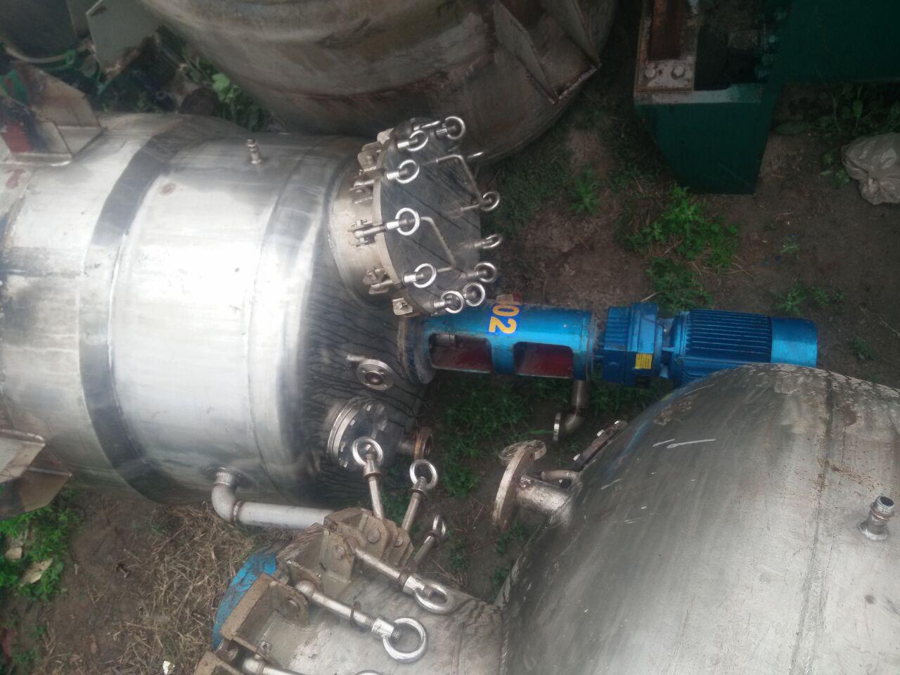 供应二手电加热发酵罐